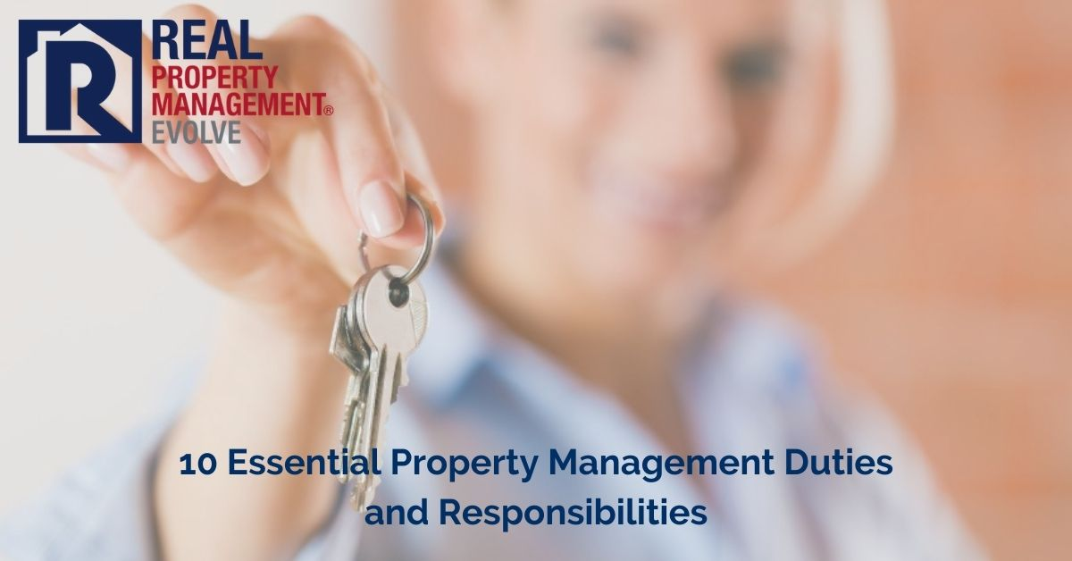 Property Management Duties and Responsibilities - Real Property Management Evolve