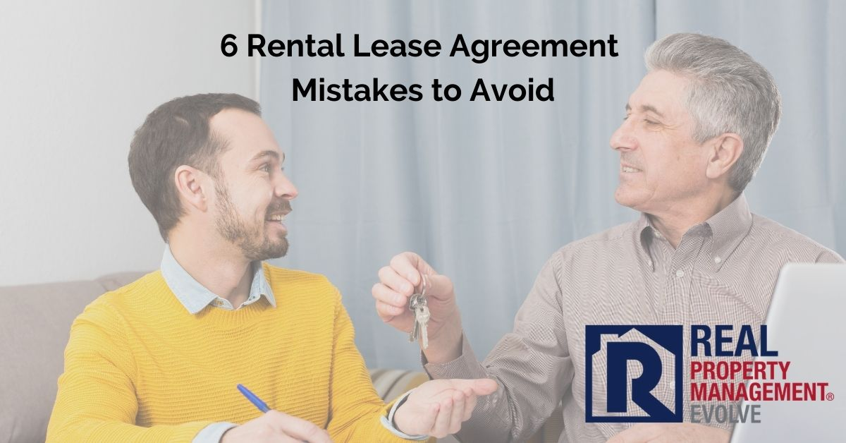 Rental Lease Agreement Mistakes to Avoid - RPM Evolve