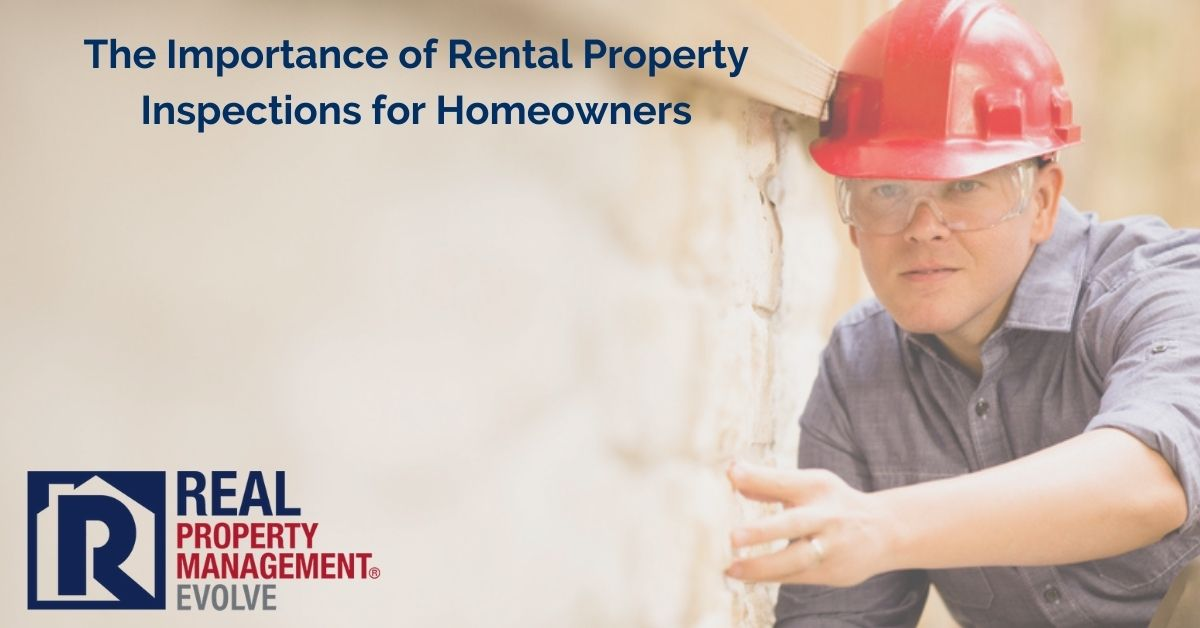 Rental Property Inspections - Real Property Management Evolve RPM